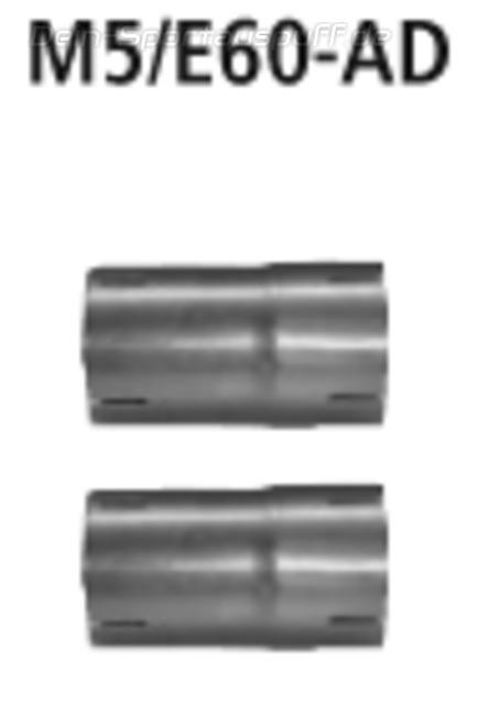 sportauspuffe sportauspuffanlagen bastuck f r bmw 5er e60 limousine g nstig online kaufen auf. Black Bedroom Furniture Sets. Home Design Ideas