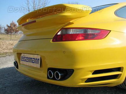auspuffkrümmer porsche 996