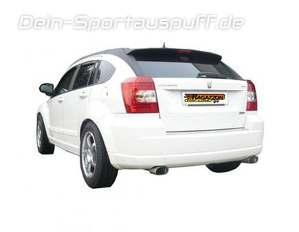 sportauspuffe sportauspuffanlagen f r dodge caliber g nstig online kaufen auf dein. Black Bedroom Furniture Sets. Home Design Ideas