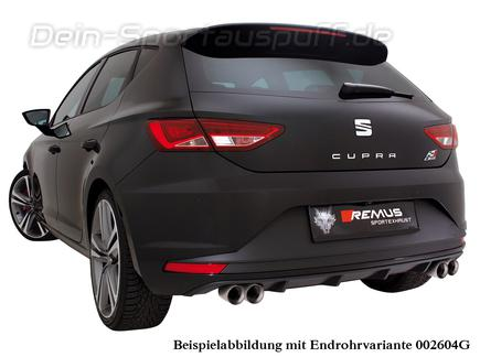 sportauspuffe sportauspuffanlagen f r seat leon 5f 2 0. Black Bedroom Furniture Sets. Home Design Ideas