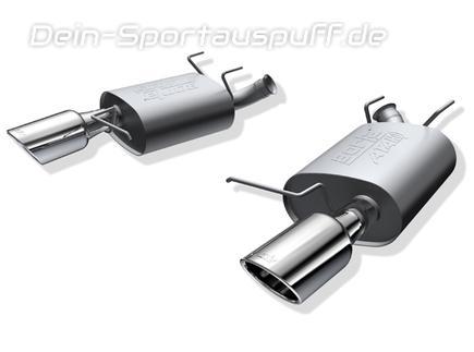 Dein-Sportauspuff.de: Finde den richtigen Sportauspuff für dein Fahrzeug.