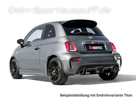 sportauspuffe sportauspuffanlagen f r fiat 500 abarth. Black Bedroom Furniture Sets. Home Design Ideas