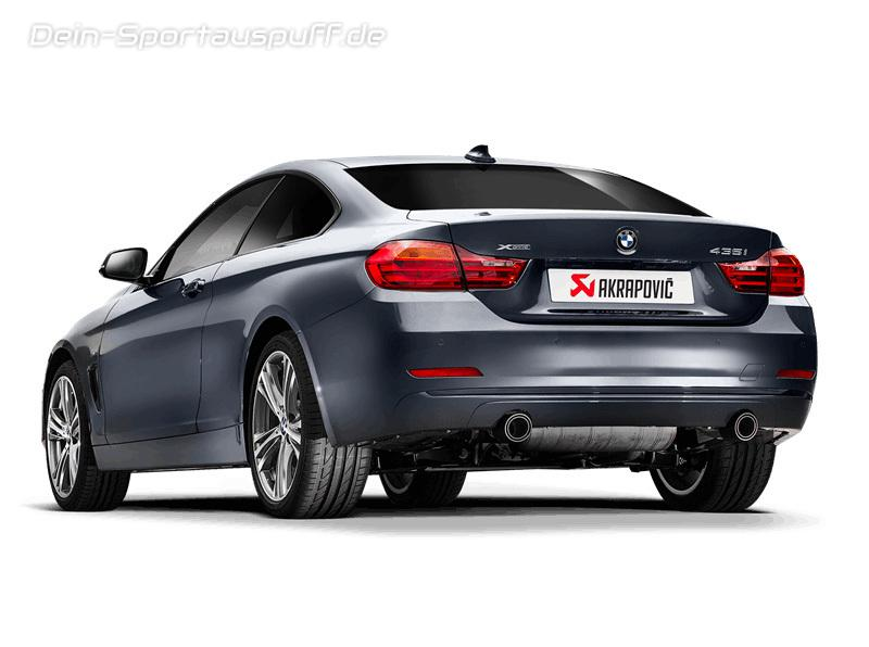 akrapovic duplex sportauspuff bmw 4er f32 435i coupe je chemnitz. Black Bedroom Furniture Sets. Home Design Ideas