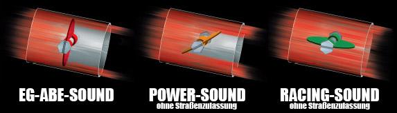 Remus PowerSound Schalldämpfer mit Klappensteuerung bei Dein-Sportauspuff.de online bestellen
