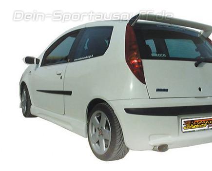2005-2014 Flexrohr Fiat Punto Schrägheck Typ 199