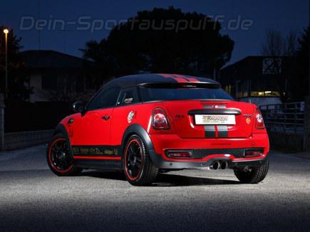 Sportauspuffe Sportauspuffanlagen Für Mini Mini R58 Coupe John