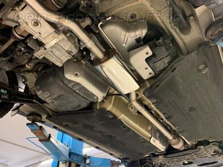 FOX Edelstahl Vorschalldämpfer Hyundai Kona 4WD
