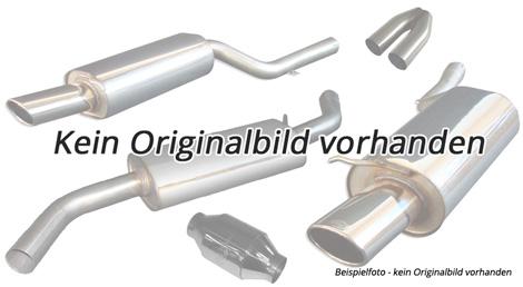 FOX Edelstahl Tulpe für Konusverbindung Ø63mm Länge 150mm