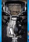Ragazzon Edelstahl Duplex Racing-Komplettanlage ab Kat Audi A6 4G Typ C7 Limo u. Avant 2.0TDI 130kW je 90mm rund eingerollt gerade - Abb. 5