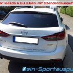 Mazda 6 GJ Auspuff