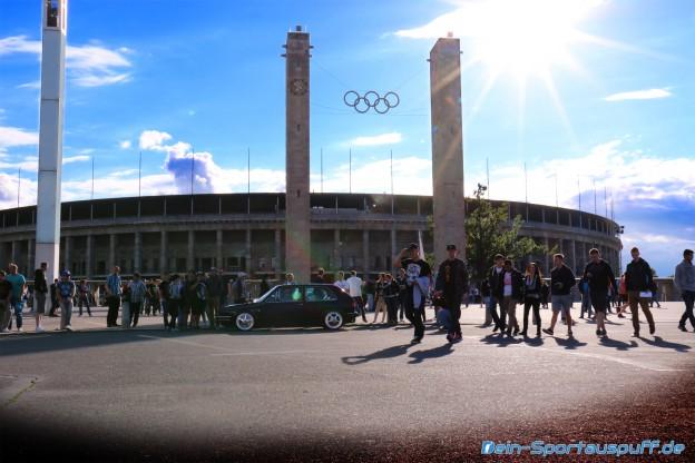 "XS Carnight 2014 ""Berlin Calling"" - Olympiastadion"