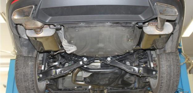 Sportauspuff Skoda Octavia 5E RS 2.0 TDI – Diesel