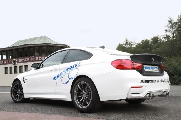 Eisenmann Sportauspuffanlage BMW M3 F80, M4 F82 Coupe & M4 F83 Cabrio