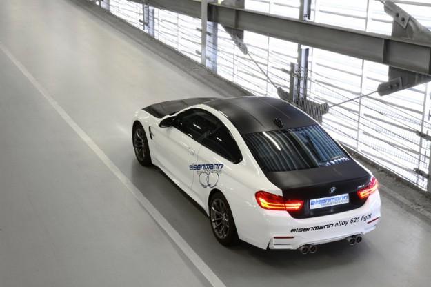 Eisenmann Auspuffanlage BMW M3 F80, M4 F82 Coupe & M4 F83 Cabrio