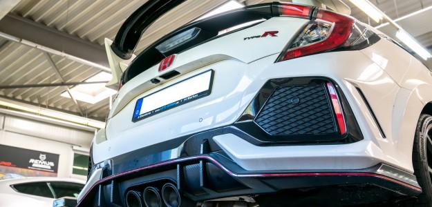 Remus Honda Civic Type R Sportauspuffanlage mit Klappenstuerung by Dein-Sportauspuff.de
