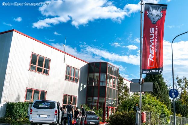 Remus Tour 2017 by Dein-Sportauspuff.de